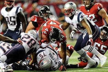 NFL: New England Patriots at Atlanta Falcons